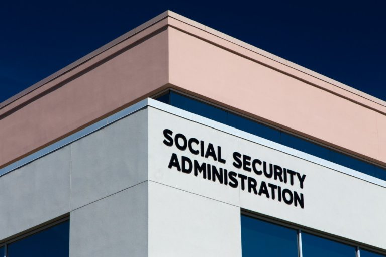 Social Security Administration Office Building