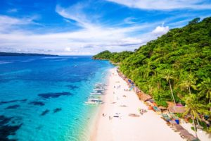 boracay island in the philippines