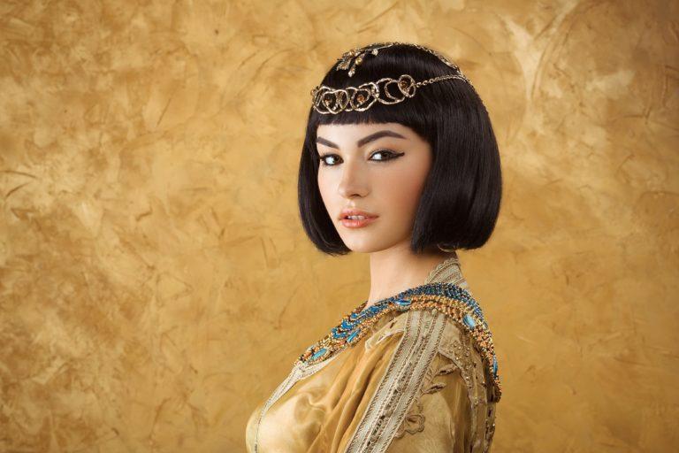 cleopatra representation