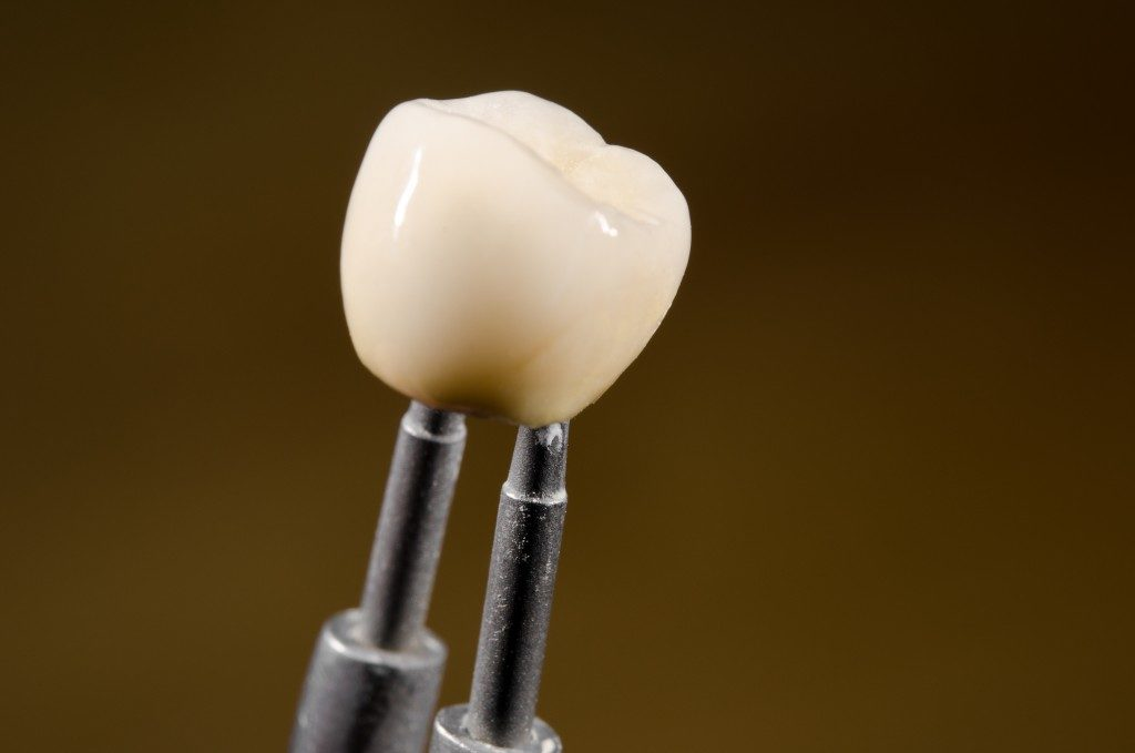 tooth for dental implants