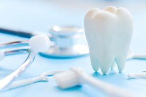 Oral health concept